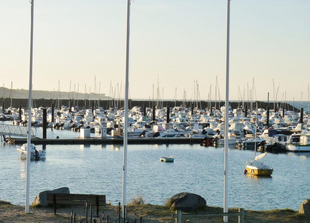 Noirmoutier port