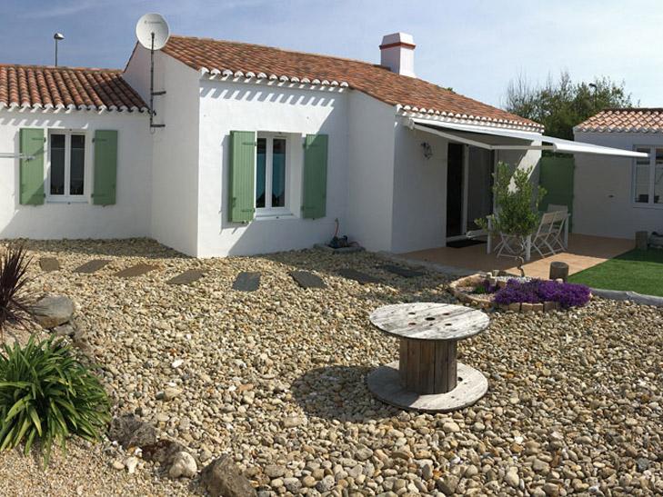 Location maison Noirmoutier Olivier